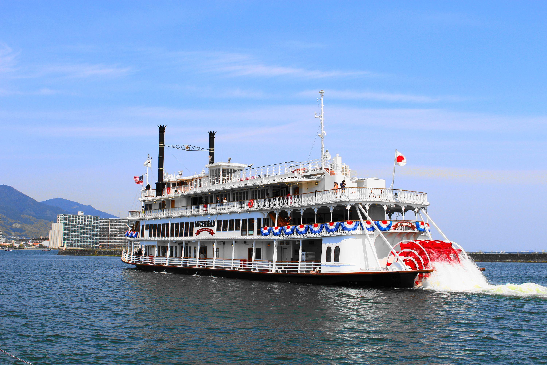 琵琶湖汽船 ミシガン