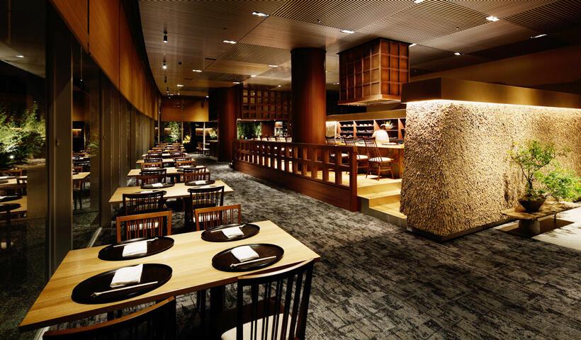 琵琶湖ホテル 日本料理 おおみ