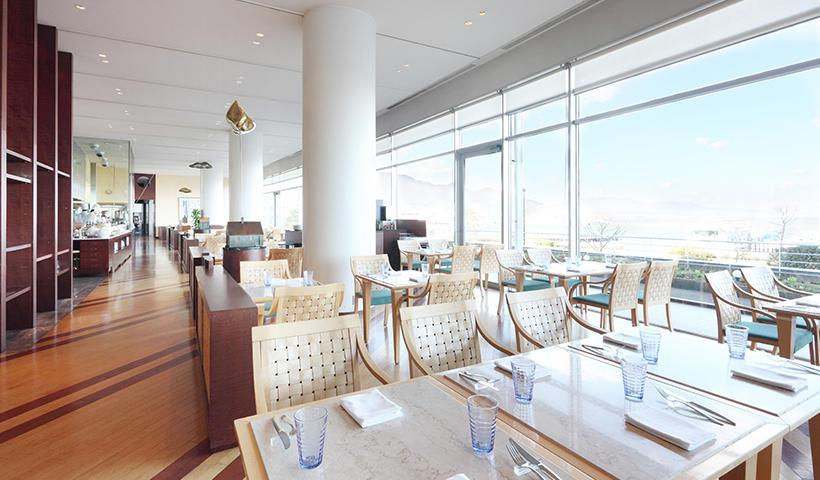 琵琶湖ホテル レストラン ザ・ガーデン